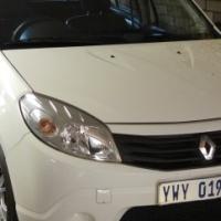 2010 Renault Sandero 1.6 Expression